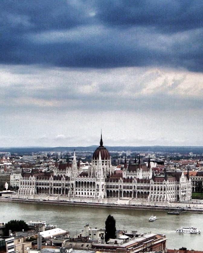 Well well well Budapest you are amazing!