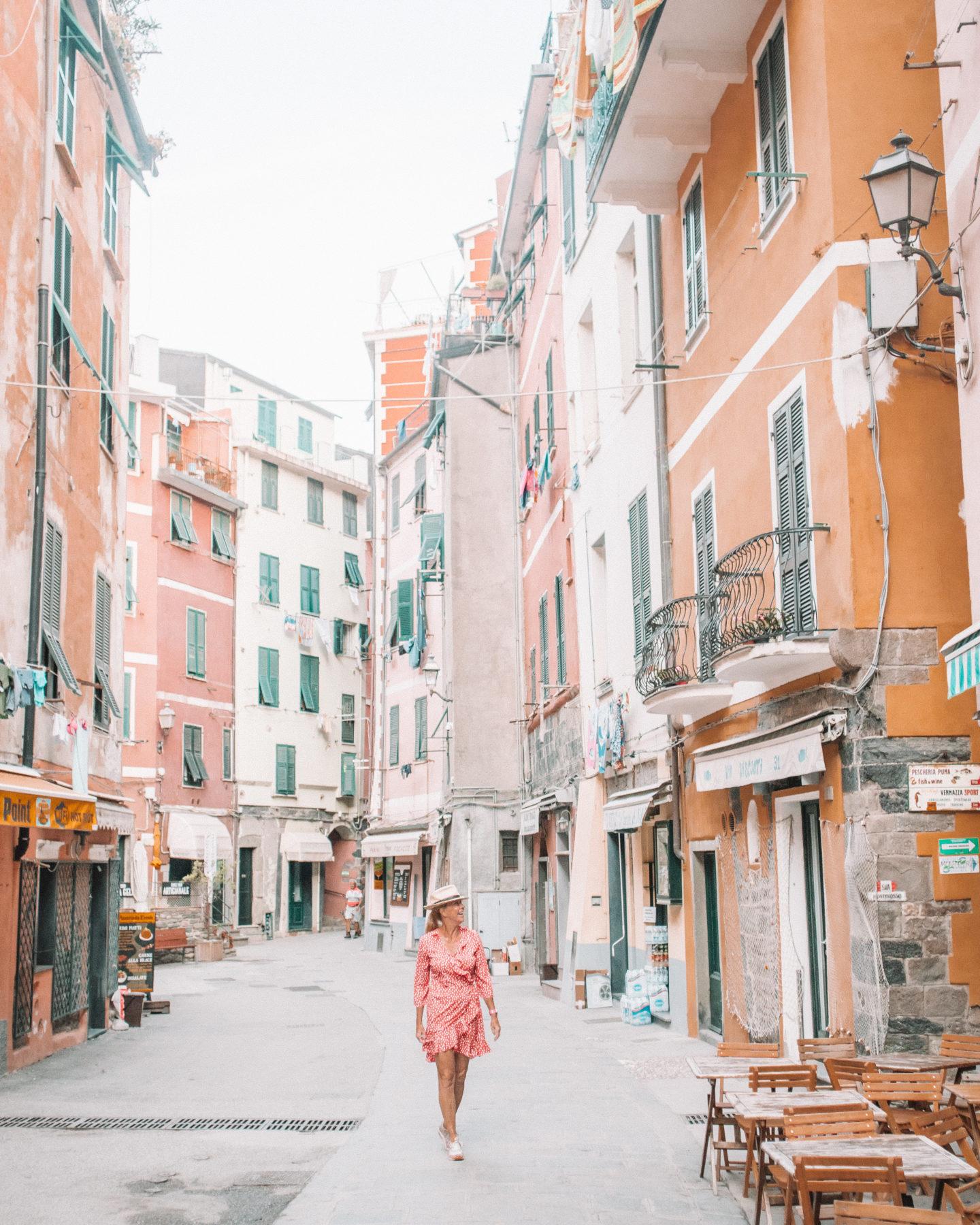 The Heart Of Cinque Terre cinque terre, you stole my heart! - kattis lundin